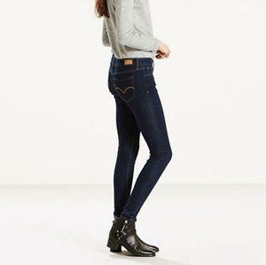 6baf9b37fce Levi s Jeans - Levi s 535 indigo leggings size 7M